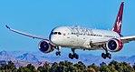 """G-VNEW Virgin Atlantic Airways Boeing 787-9 Dreamliner s-n 40956 """"Birthday Girl"""" (27794358009).jpg"""