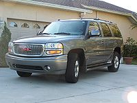 2005 GMC Yukon Denali Photographed in Bradento...