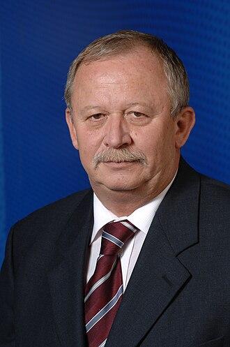 Hungarian parliamentary election, 2006 - Image: Gabor Kuncze