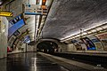 Gaite subway station, Paris (France) - panoramio.jpg