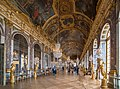 Galerie des Glaces - In the 17th century, mirrors were among the most expensive items to possess at the time (24193839542).jpg