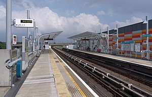Gallions Reach DLR station MMB 05.jpg