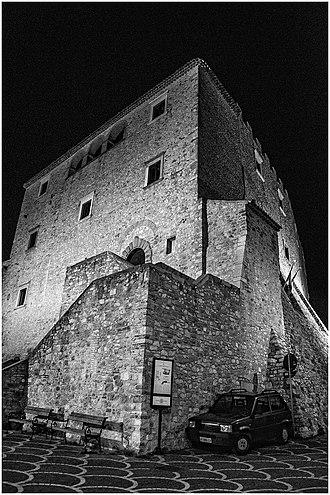 Gambatesa - Capuan Castle.