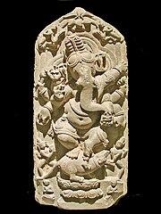 Ganesh (musée d'art asiatique de Berlin)