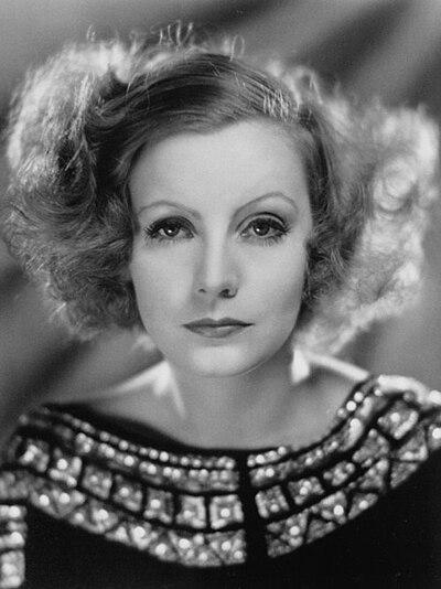 Greta Garbo, Swedish-American actress