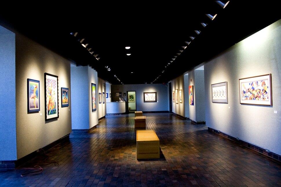 Gardiner Art Gallery