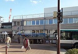 Villiers-sur-Marne - Le Plessis-Trévise station