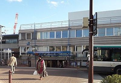 Gare de Villiers-sur-Marne - Le Plessis-Trévise
