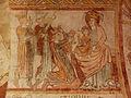 Gargilesse-Dampierre (36) Église Saint-Laurent et Notre-Dame Crypte Fresques 13.JPG