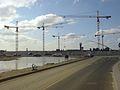 Gdańsk – port lotniczy w rozbudowie (1).JPG