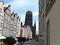 Gdańsk Główne Miasto, Ulica Piwna - panoramio.jpg
