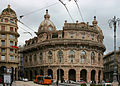 Genoa Stock Exchange builing - Genoa 2014.JPG