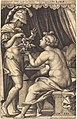 Georg Pencz, Medea Returning the Penates to Jason, NGA 9512.jpg