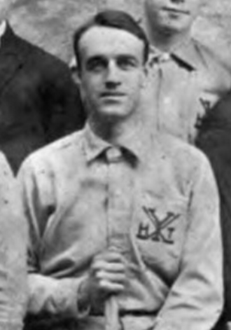 G. B. Ward - Ward pictured in The pot-pourri 1904, Yale yearbook (as captain of the 1904 hockey team)
