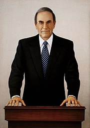 Senate Majority Leader portrait