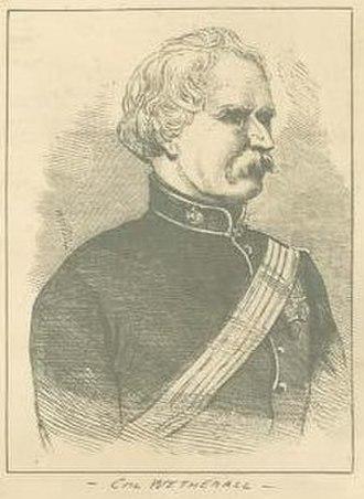 George Augustus Wetherall - General Sir George Wetherall
