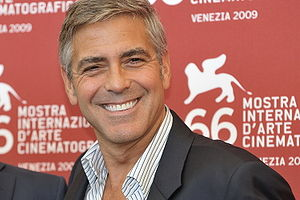 George Clooney 66ème Festival de Venise (Mostra) 2