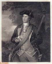 George Washington in 1772 at age 40