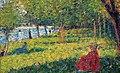 Georges Seurat - Femme assis PC 126.jpg