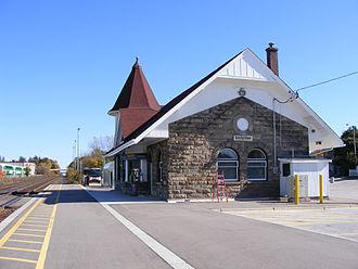 Georgetown, Ontario - Georgetown Station