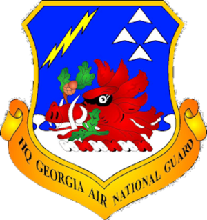 Georgia Air National Guard - Image: Georgia Air National Guard Emblem