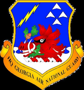 Georgia Air National Guard - Emblem