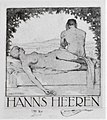 Gerhard Wedepohl - Ex libris für Hanns Heeren, 1920.jpg