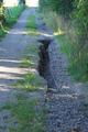 Gersfeld Gersfeld Track Macadam Water Damage 2016.png