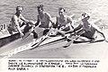Gert Fredriksson, Sven-Olov Sjödelius, Åke Nilsson, Carl von Gerber 1960.jpg
