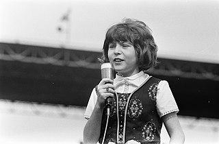 Wilma Landkroon Dutch singer