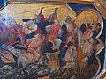 Gherardo starnina, battaglia orientale, inizio del Xv secolo 05.JPG