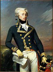Marie-Joseph-Yves-Gilbert du Motier, marquis de La Fayette, lieutenant-général
