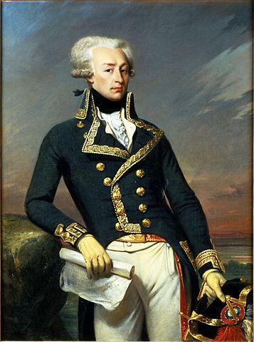 Gilbert du Motier, Marquid de Lafayette