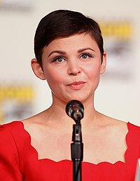 Ginnifer Goodwin vid San Diego Comic-Con International 2012.