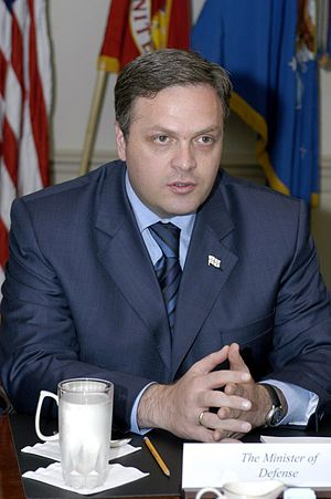 Giorgi Baramidze - Image: Giorgi baramidze