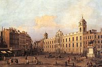 Giovanni Antonio Canal, il Canaletto - London - Northumberland House - WGA03952.jpg