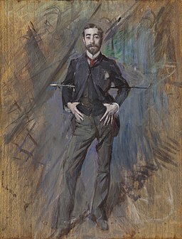 Giovanni Boldini (1842-1931) -John Singer Sargent(Standing)