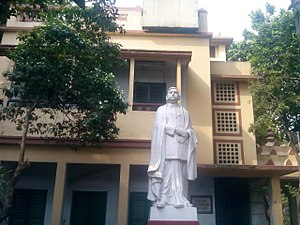 Bagbazar - Girlish Chandra Ghosh in bagbazar