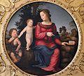 Giuliano bugiardini, madonna col bambino e san giovannino, 1523-25 ca. 02.jpg