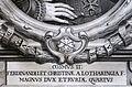Giuseppe maria bianchini, Dei Granduchi di Toscana della real Casa De' Medici, per gio. battista recurti, venezia 1741, 14 cosimo II, 3 emblema.jpg