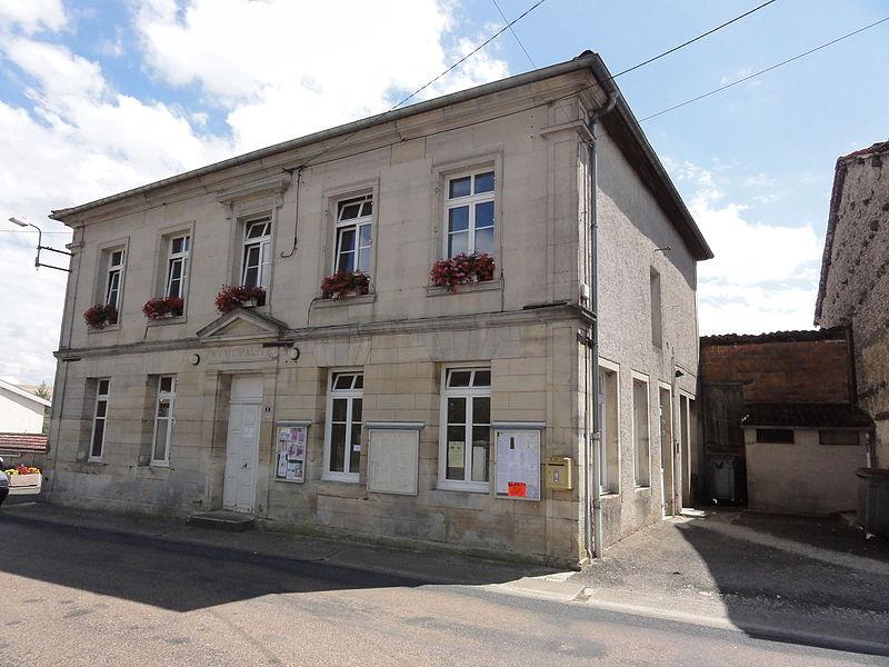 Givrauval (Meuse) Municipalité