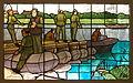 Glas in loodramen geschonken aan het Korps Pontonniers, Geniemuseum Vught, foto 6.JPG