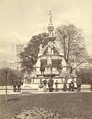 Glasgow. Stewart Memorial Fountain, West End Park (now Kelvingrove) (3610744065).jpg