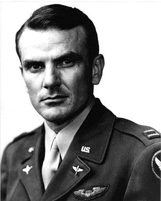 Edwards Air Force Base - Capt. Glen Edwards