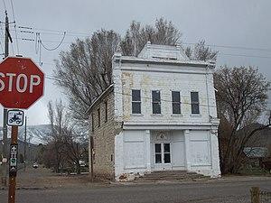 National Register of Historic Places listings in Sevier County, Utah - Image: Glenwood Utah Coop
