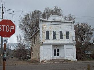 Glenwood, Utah - Glenwood Coop Store