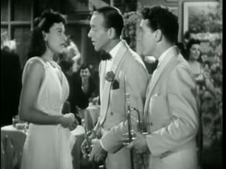 Second Chorus - Paulette Goddard, Fred Astaire and Burgess Meredith