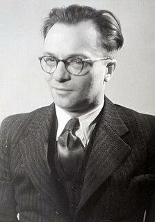Frans Goedhart Dutch politician (1904-1990)