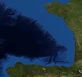 Golfo De Vizcaya Mapa.Golfo De Vizcaya Wikipedia La Enciclopedia Libre