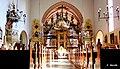Golub-Dobrzyń, Polska - widok remontowanego wnętrza kościoła św.Katarzyny - panoramio.jpg